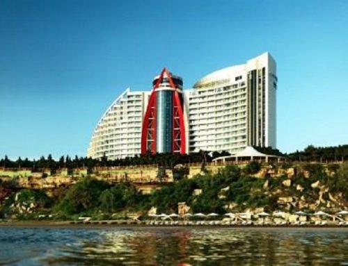 Azerbeycan Bakü Jumeirah Beach Hotel Yangından Korunum Sistemleri Raporlama Hizmeti